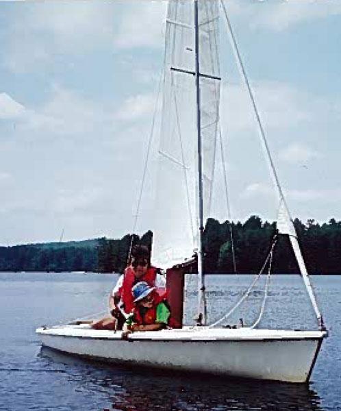 1980 Laser 2 Fogh Marine