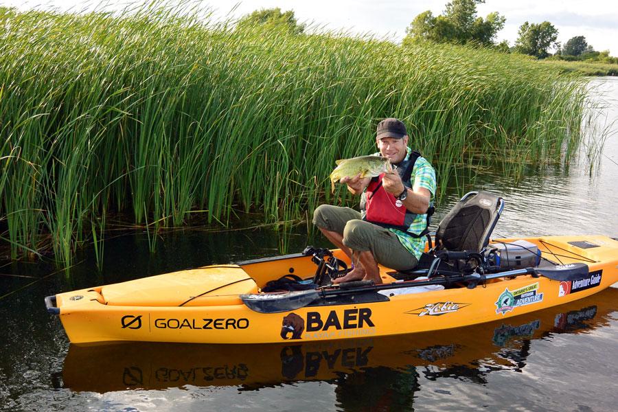 2014 Hobie Pro Angler 14 Fishing Kayak Fogh Marine