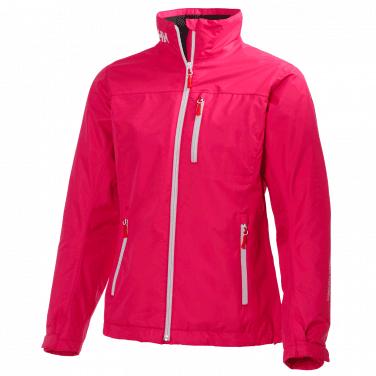 ab30c32a871 Helly Hansen Crew Midlayer Jacket Womens Magenta