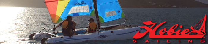 Hobie Sailboat Header