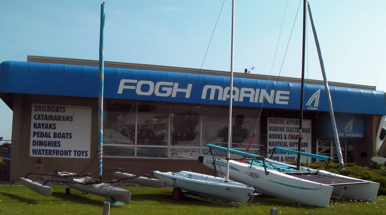 Paddle And Sail Perform Play Fogh Marine Boat Wiring For Dummies Manual Store Front Boats