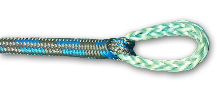 Rope Splicing Running Rigging And Rope Work Fogh Marine